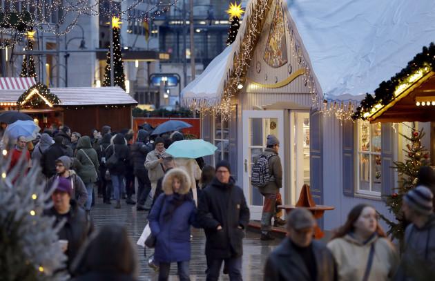Germany Christmas Market
