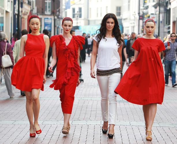 Persil Fashion Awards Pictured (LtoR)