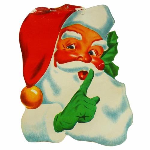 Shhh-Santa