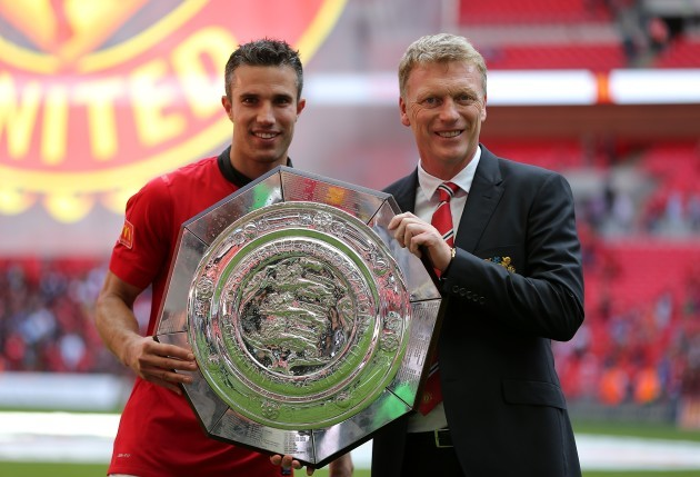 Soccer - FA Community Shield 2013 - Manchester United v Wigan Athletic - Wembley Stadium