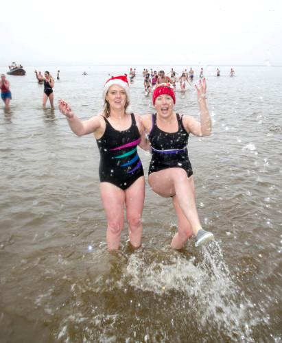 Christmas Day Swim Killaloe Co Clare
