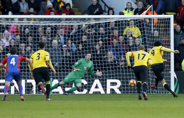 Watford v Crystal Palace - Premier League - Vicarage Road