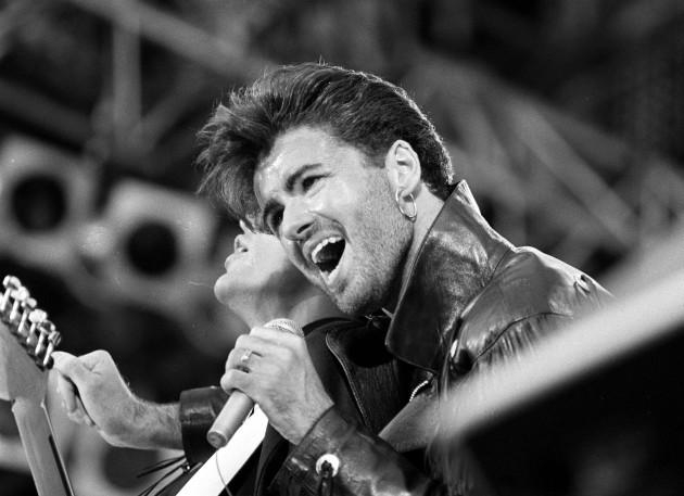 George Michael death