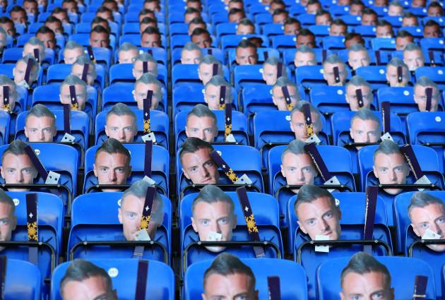 Leicester City v Everton - Premier League - King Power Stadium