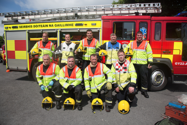The Carraroe Firemen 1