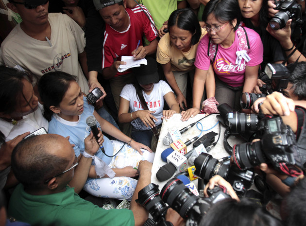 Philippines China Executions