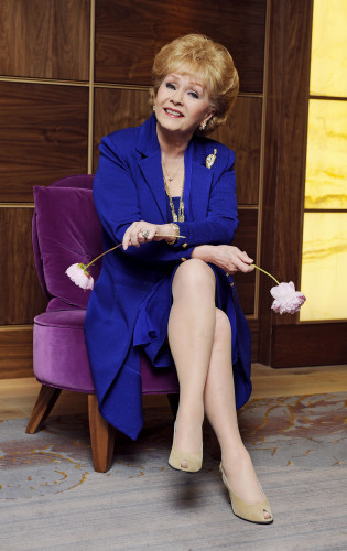 Debbie Reynolds photocall - London