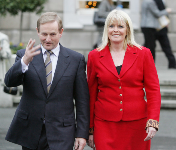 11/12/2007 Mary Mitchell Joins Fine Gael