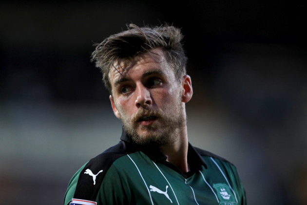 Notts County v Plymouth Argyle - Sky Bet League Two - Meadow Lane