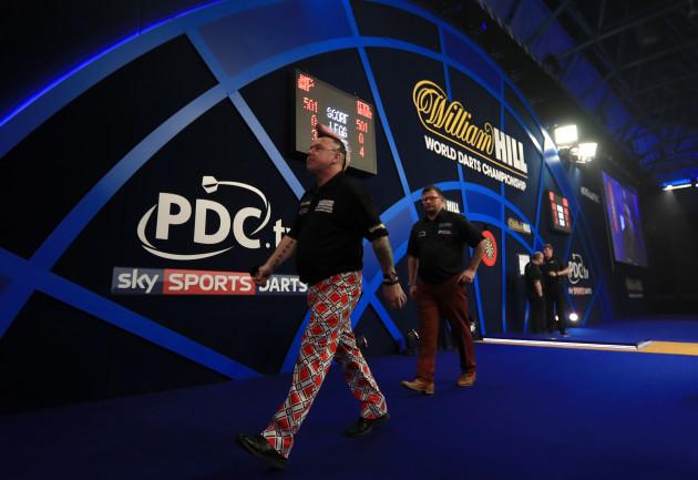 William Hill World Darts Championship - Day Thirteen - Alexandra Palace