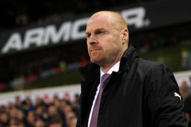 Tottenham Hotspur v Burnley - Premier League - White Hart Lane