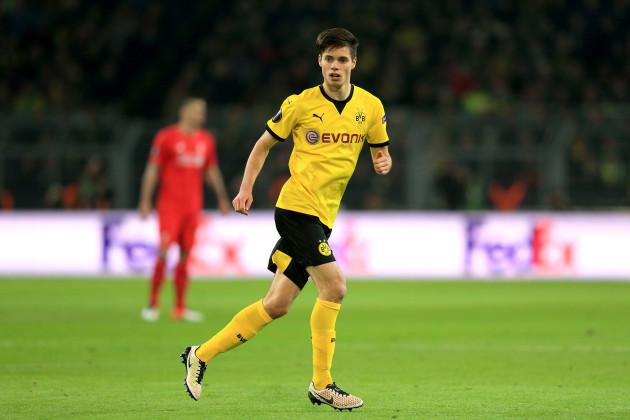 Borussia Dortmund v Liverpool - UEFA Europa League - Quarter Final - First Leg - Signal Iduna Park