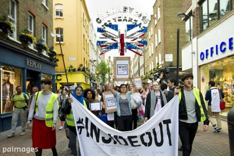 Fashion Revolution Day - London
