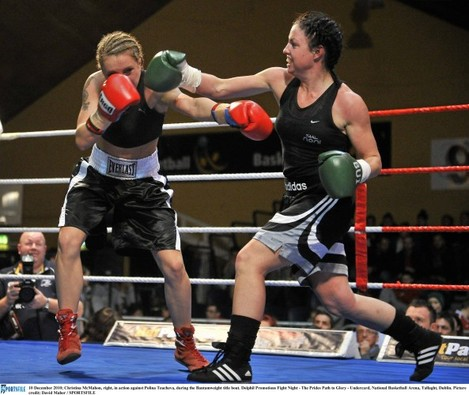 Dolphil Promotions Fight Night - The Prides Path to Glory - Undercard