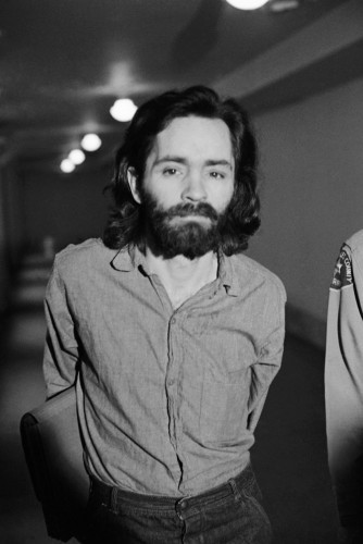 Charles Manson Trial 1969