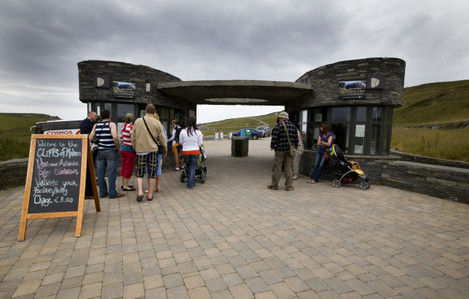 Cliffs of Moher Visitors Centres