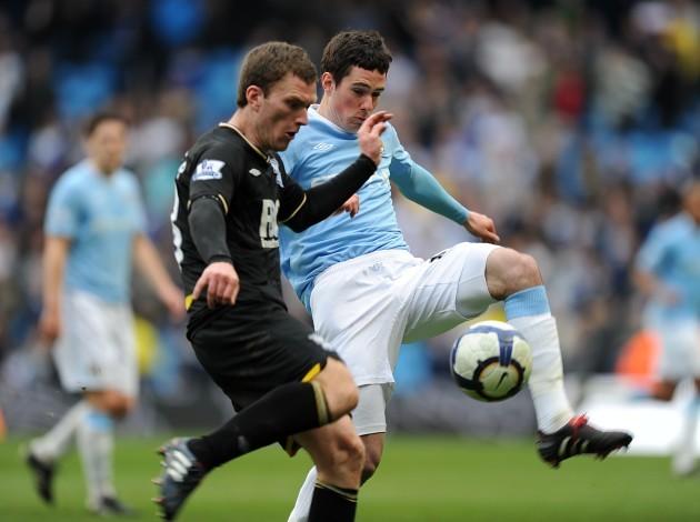 Soccer - Barclays Premier League - Manchester City v Birmingham City - City of Manchester Stadium