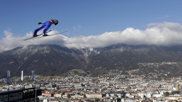 Austria Ski Jumping Four Hills