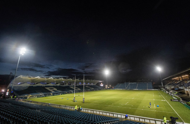 A view of the RDS