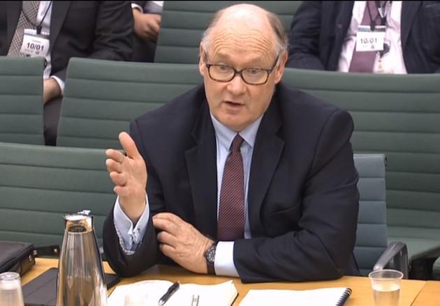 Commons Treasury Committee