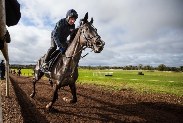 Simon McGonagle on Don Cossack