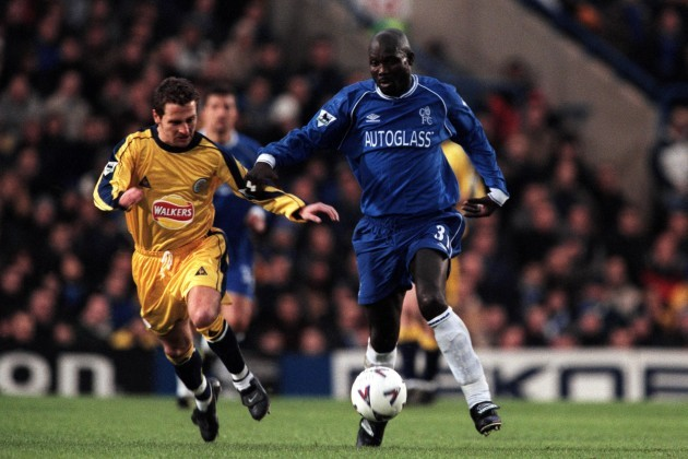 Soccer - FA Carling Premiership - Chelsea v Leicester City