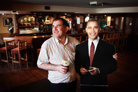 Obama visit to Ireland preparations