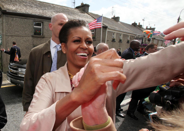 President Obama visit to Ireland - Day One