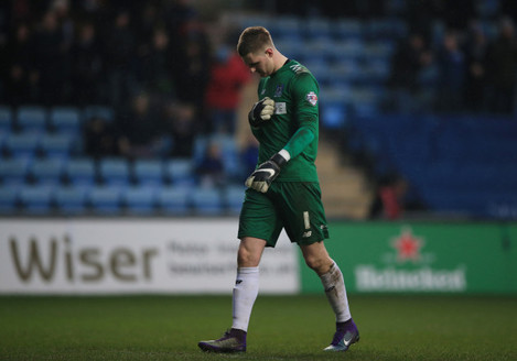 Coventry City v Bury - Sky Bet League One - Ricoh Arena