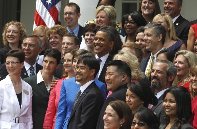 Obama Teachers