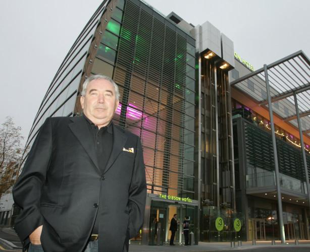 13/10/2010 Harry Crosbie New Hotels