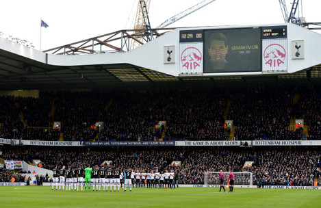 Tottenham Hotspur v West Bromwich Albion - Premier League - White Hart Lane