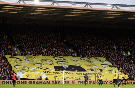 Watford v Middlesbrough - Premier League - Vicarage Road
