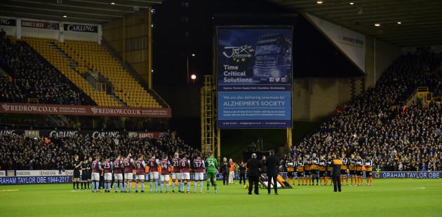Wolverhampton Wanderers v Aston Villa - Sky Bet Championship - Molineux