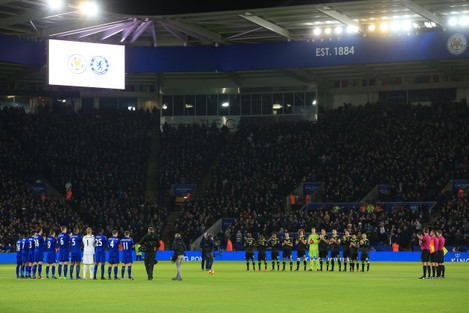 Leicester City v Chelsea - Premier League - King Power Stadium