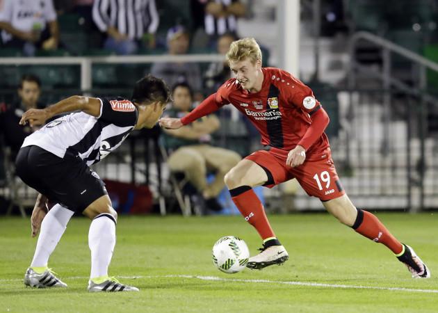Leverkusen Atletico Soccer