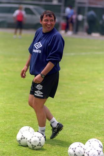 Soccer - England Training - Washington