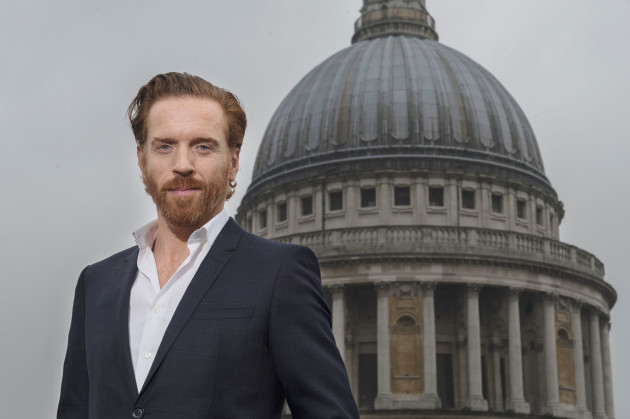 Damian Lewis opens the London Stock Exchange