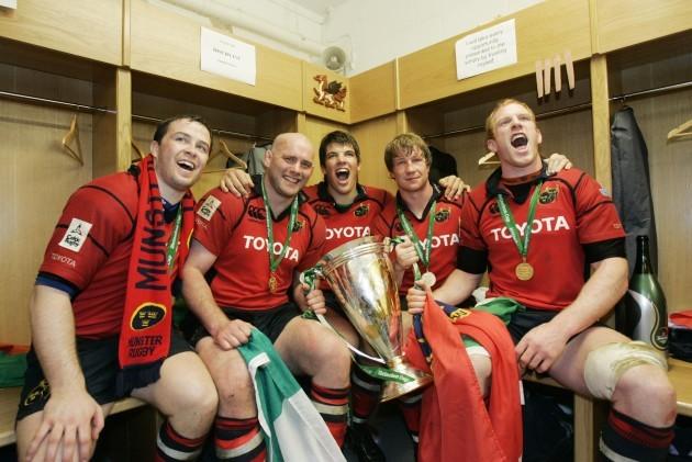 Munster Celebrations