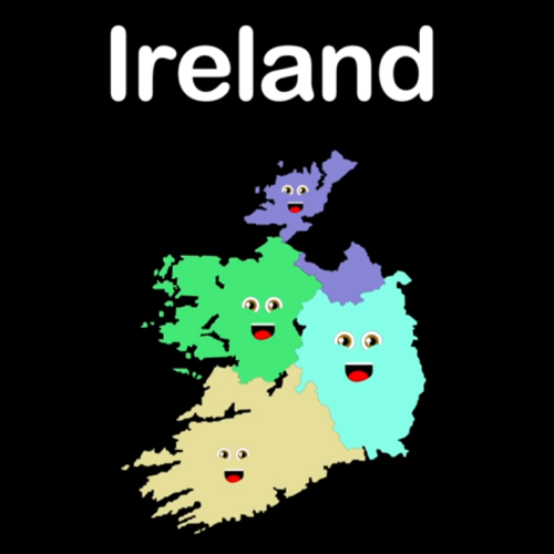 Map Of Ireland 26 Counties.This Bizarre Educational Song About The Counties Of Ireland Is Gonna