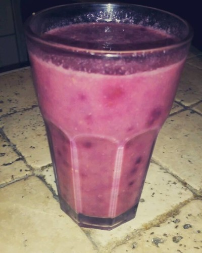Berry and Chia Smoothie