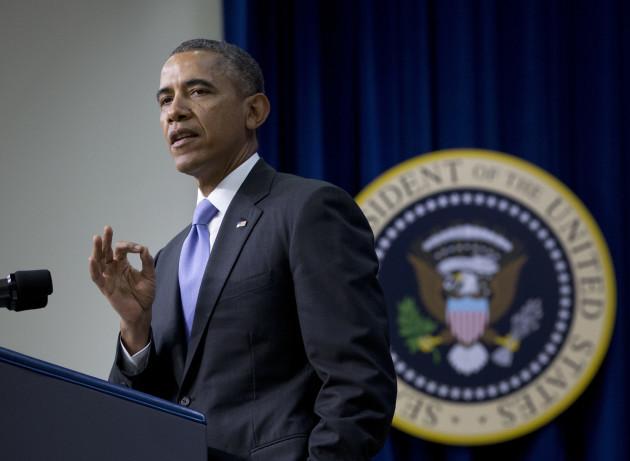 Obama NSA Surveillance