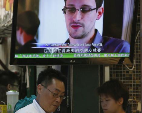 Hong Kong NSA Surveillance