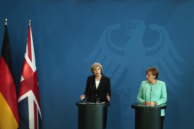 Germany Britain
