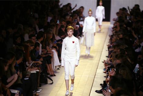 Paris Fashion Christian Dior