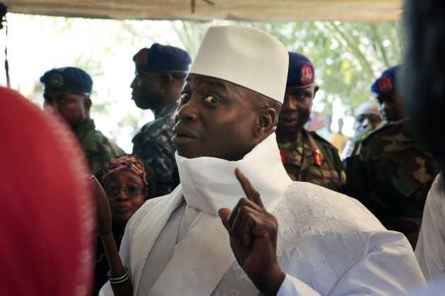 Gambia Politics