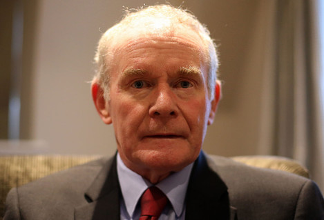 Martin McGuinness steps down from elected politics