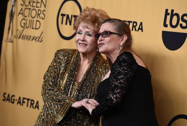 21st Annual Screen Actors Guild Awards - Press Room - Los Angeles