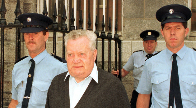 File Photo Northern Irelands Historical Abuse Inquiry has commenced its module dealing with notorious paedophile priest Fr Brendan Smyth, who died in prison in 1997.