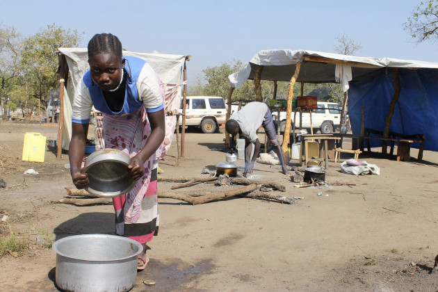 South Sudan Refugee Boom